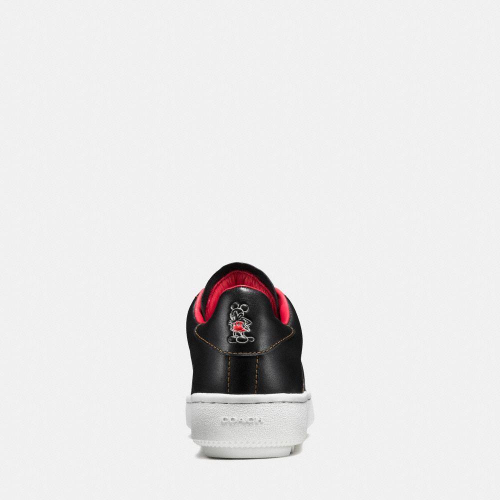 Coach Mickey C101 Sneaker Alternate View 3