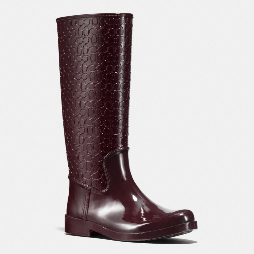 TUDOR RAINBOOT - Alternate View