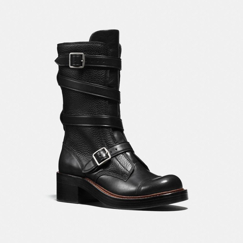 Moto Boot