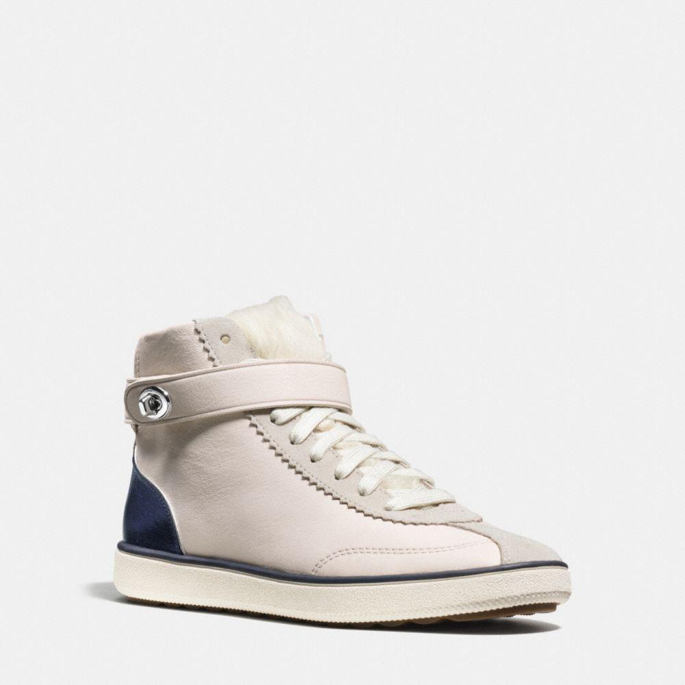 C213 Shearling Sneaker