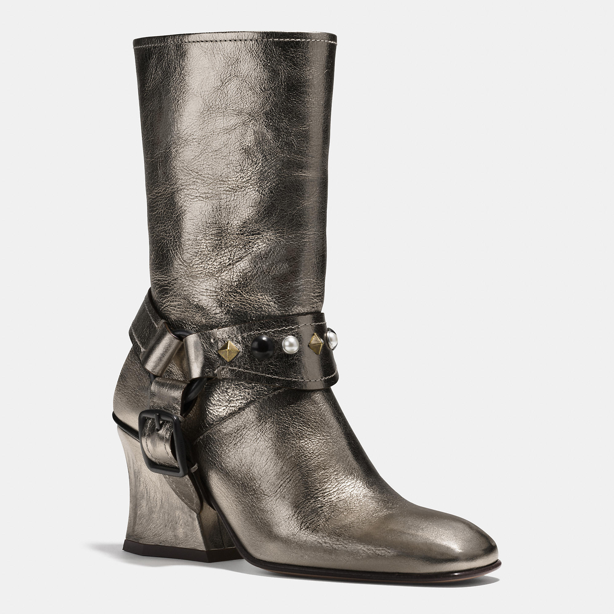 Coach Harness Boot