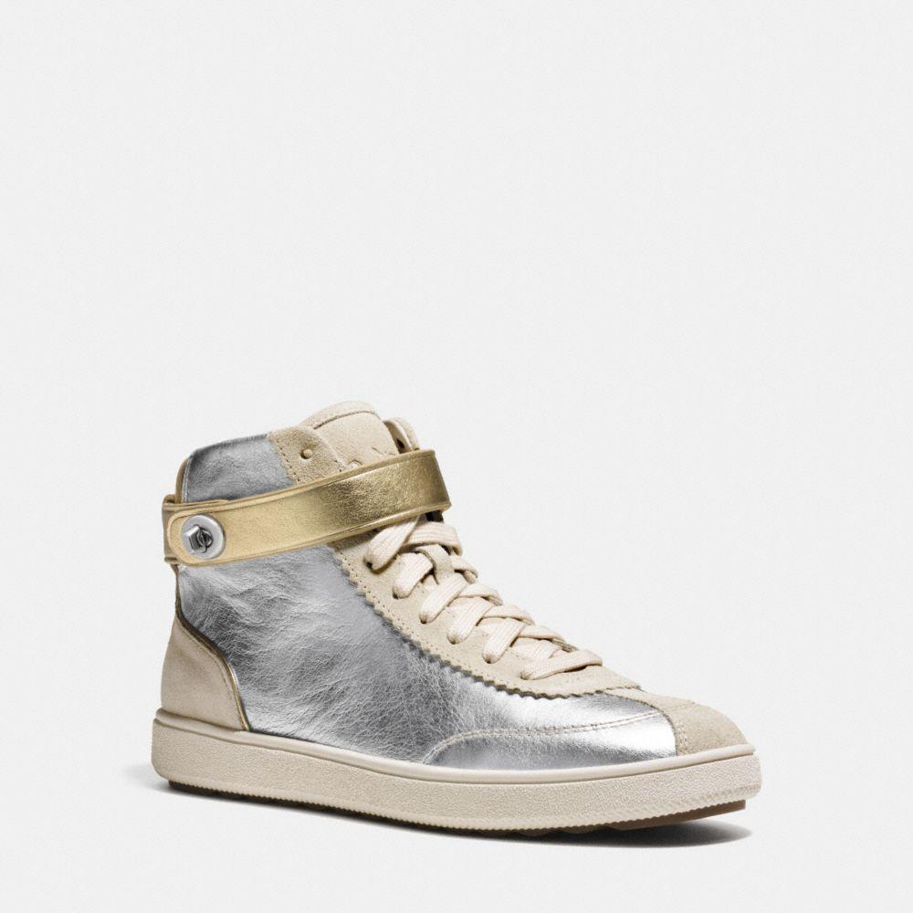C213 High Top Sneaker