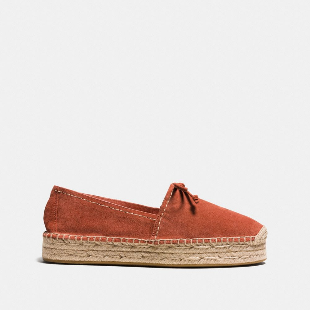 Coach Rae Espadrille Alternate View 1