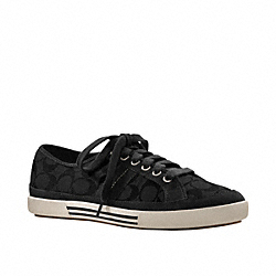 COACH BRAD SNEAKER - ONE COLOR - Q900