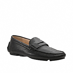 COACH NEAL LOAFER - ONE COLOR - Q906