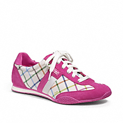 COACH KINSLEY SNEAKER - ONE COLOR - Q986