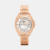 COACH BOYFRIEND MINI BRACELET WATCH