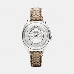 COACH COACH BOYFRIEND MINI STRAP WATCH - ONE COLOR - W1045