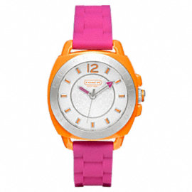 BOYFRIEND RUBBER COLORBLOCK STRAP