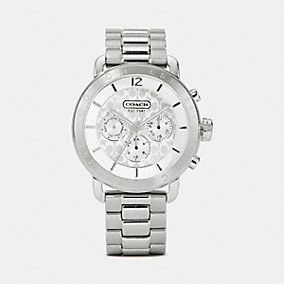 LEGACY SPORT STAINLESS STEEL BRACELET WATCH
