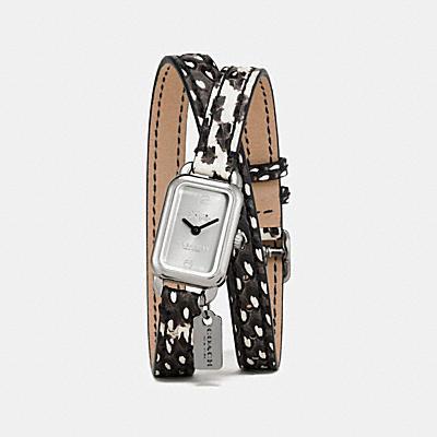 LUDLOW 雙層錶帶掛飾腕錶
