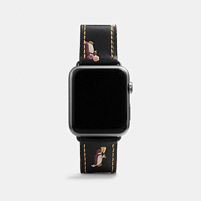 <オンライン限定>Apple Watch(R) 38MM プリンテッド レザー ストラップ