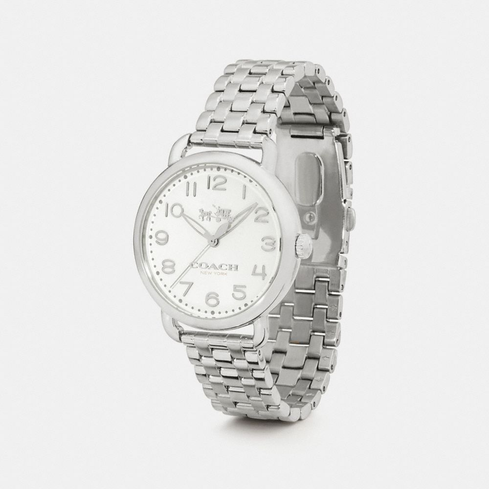 DELANCEY 36MM STAINLESS STEEL BRACELET WATCH - Alternate View