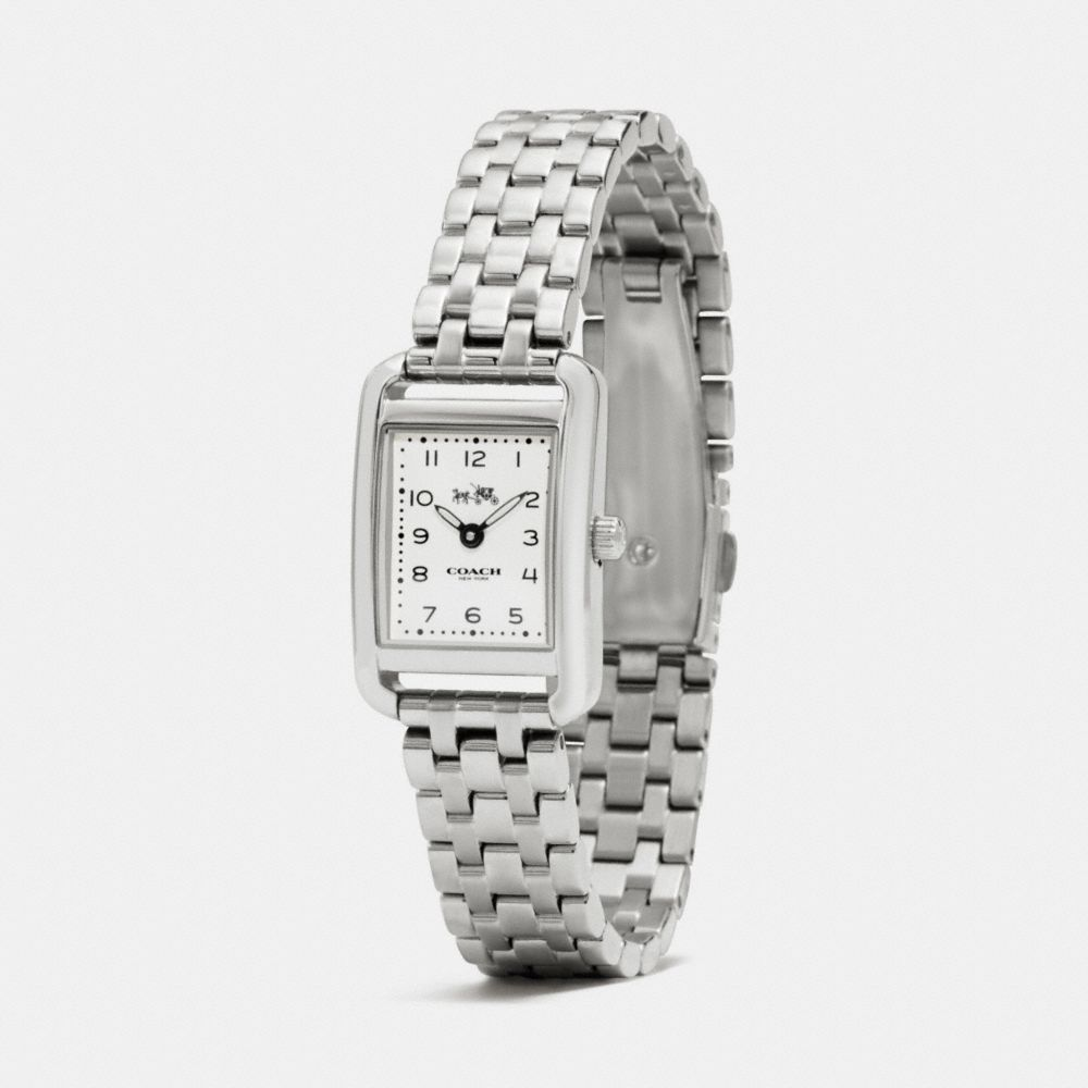 THOMPSON STAINLESS STEEL BRACELET WATCH - Alternate View