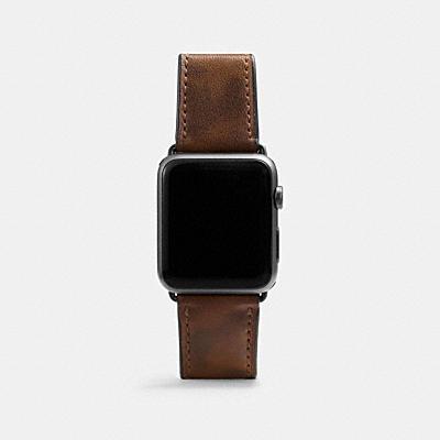 <オンライン限定>Apple Watch(R) 42MM カモ レザー ストラップ