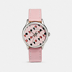 RUBY WATCH - BLUSH - COACH W1546