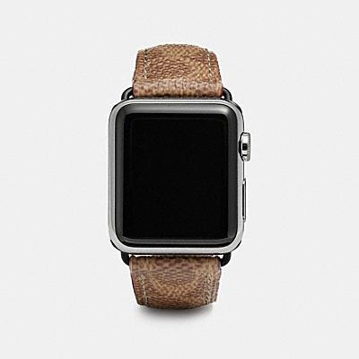Apple Watch(R) 38MM ストラップ シグネチャー キャンバス