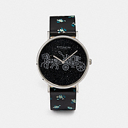 PERRY WATCH, 36MM - BLACK - COACH W1571