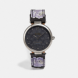 PARK WATCH, 34MM - BLACK - COACH W1576