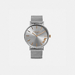PERRY WATCH, 36MM - STAINLESS STEEL - COACH W1612