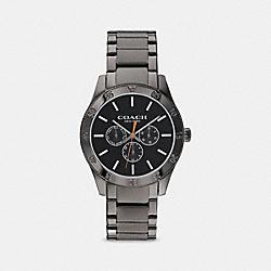 CASEY WATCH, 42MM - GREY/IP - COACH W1619