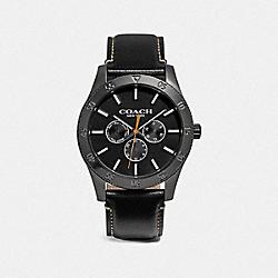 CASEY WATCH, 42MM - BLACK - COACH W1623