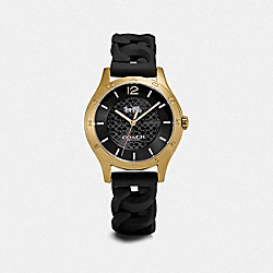 MADDY WATCH, 34MM - BLACK - COACH W1631
