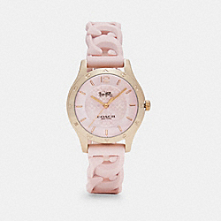 MADDY WATCH, 34MM - BLUSH - COACH W1632