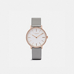 AUDREY WATCH, 35MM - LIGHT GREY - COACH W1647