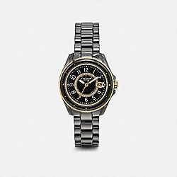 PRESTON SPORT WATCH, 32MM - BLACK - COACH W1653