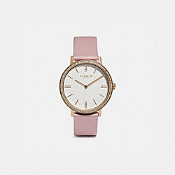 AUDREY WATCH, 35MM - LIGHT BLUSH - COACH W1657
