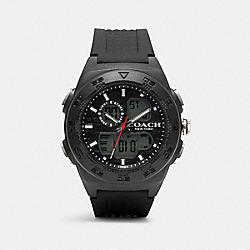 C100 WATCH, 45MM - BLACK - COACH W1705