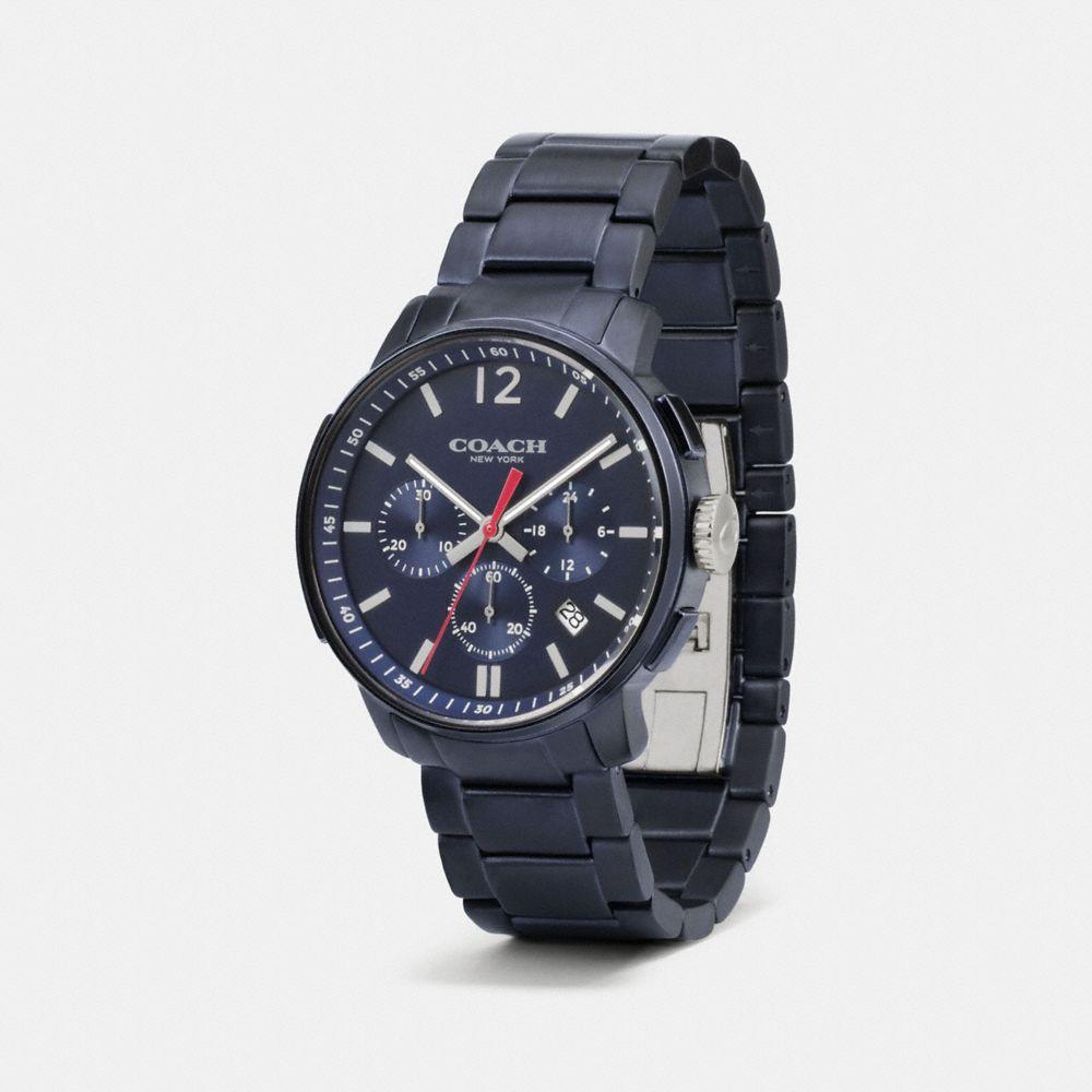 Bleecker Chrono Bracelet Watch - Alternate View A1