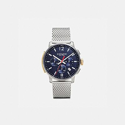 BLEECKER 不鏽鋼腕錶