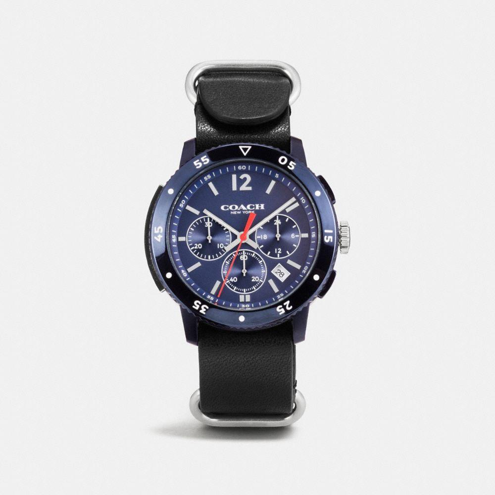Coach Bleecker Sport Watch, 44mm