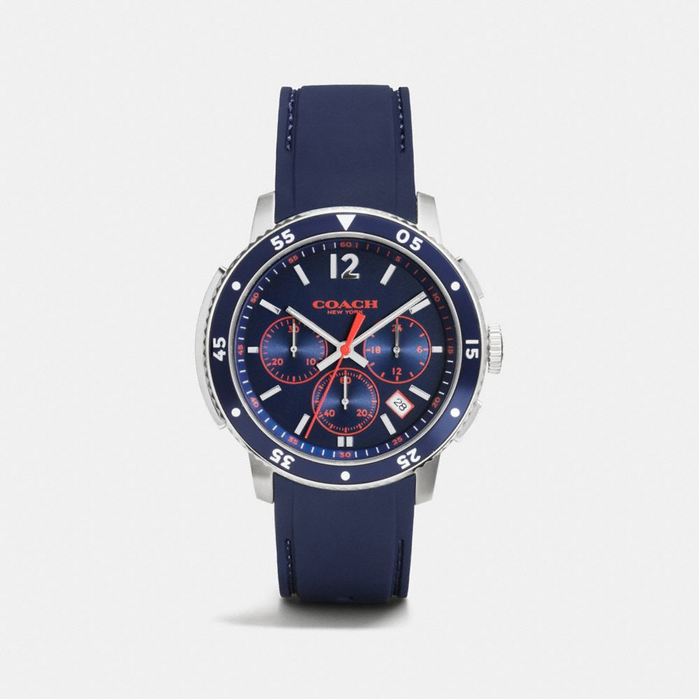 Coach Bleecker Sport Chrono Watch