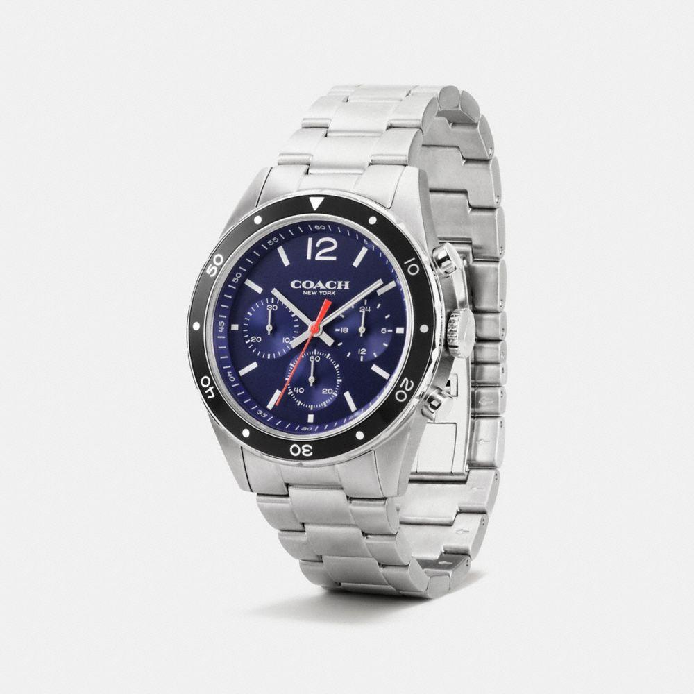 Sullivan Sport Stainless Steel Chrono Bracelet Watch - Alternate View A1