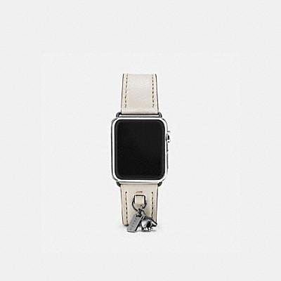<オンライン限定>Apple Watch(R) 38MM レザー ストラップ ウィズ チャーム