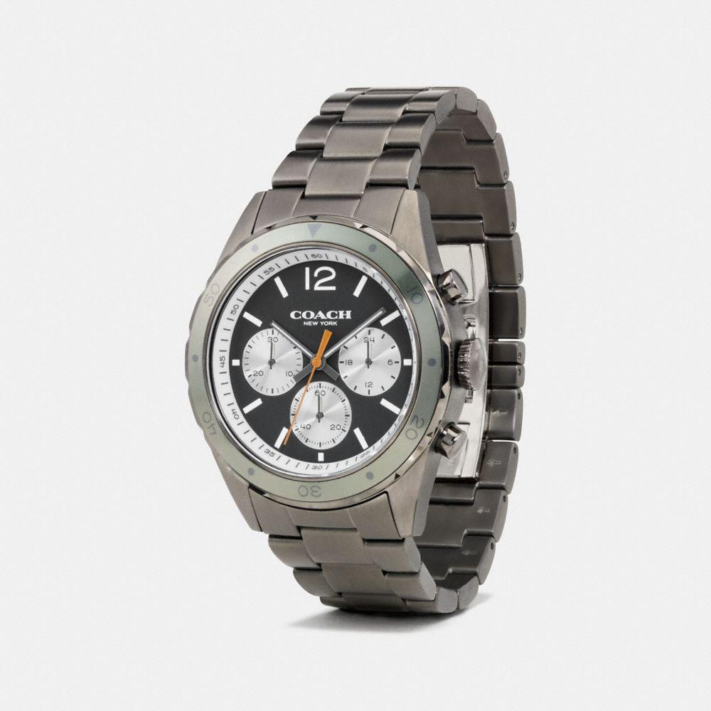 Sullivan Sport Ionized Plated Bracelet Watch - Alternate View A1