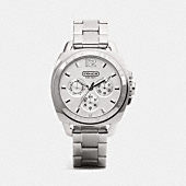 COACH BOYFRIEND BRACELET WATCH