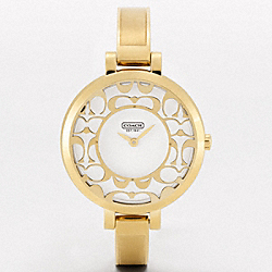 COACH SABRINA  BRACELET WATCH - ONE COLOR - W957