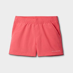 A pair of shorts.