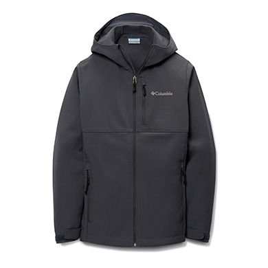 A fleece combojacket.