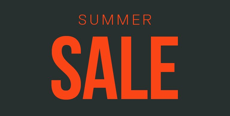 Summer Sale - Save up to 25%