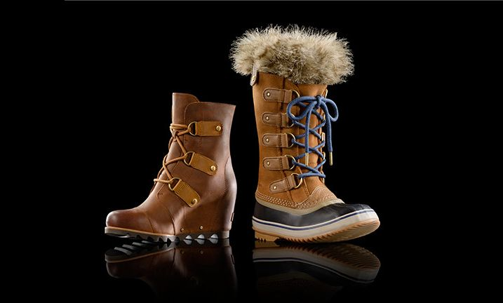 An image of SOREL winter boots.