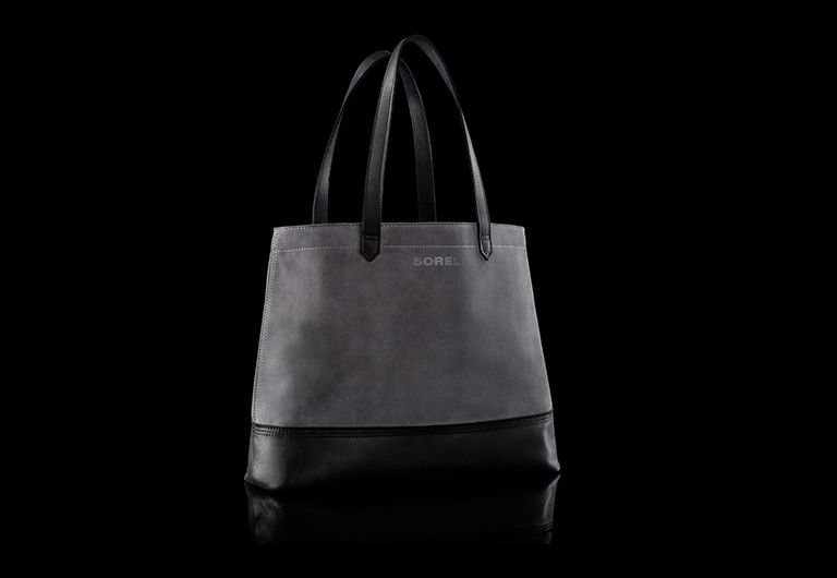Image of the Suede Tote