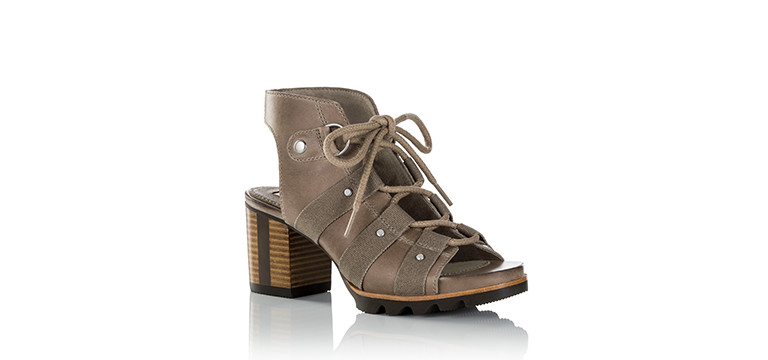 A SOREL Addington leather sandal.