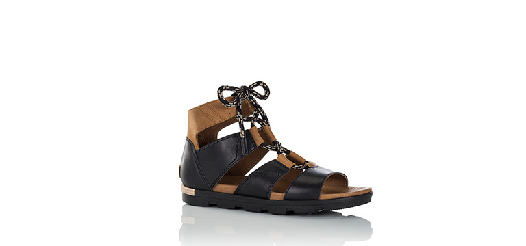 A SOREL Torpeda lace-up summer sandal.