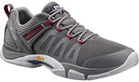 Men's Force 12 PFG Shoe in gray.