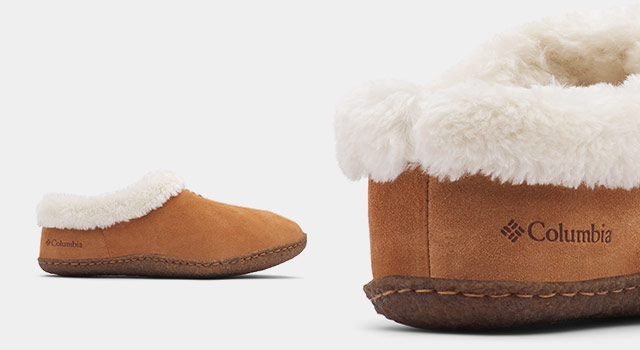 Duchess Hill slipper for women.